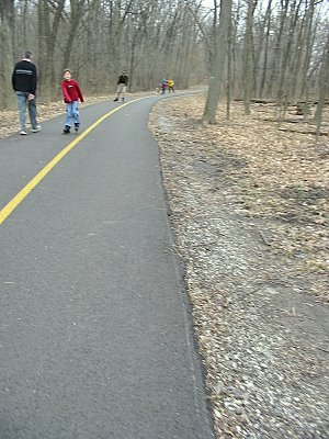 Busse Woods Trail