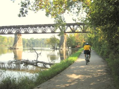 The Fox River Trail