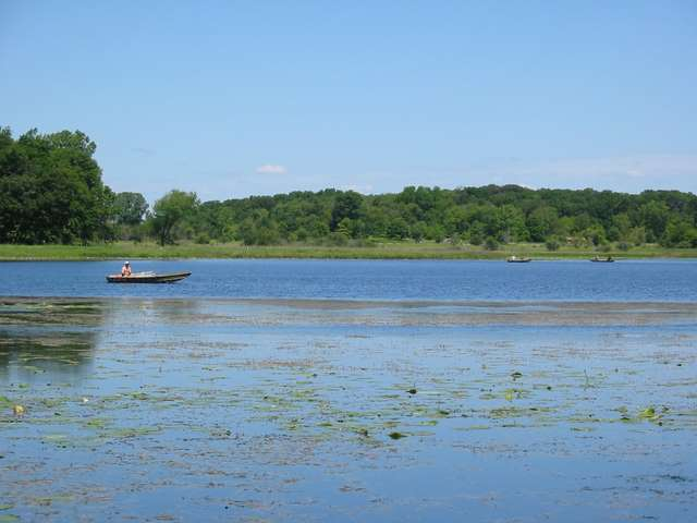 Lake Defiance, Moraine Hills State Park, mchenry county
