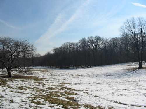 Morton Aboretum, hiking trails,