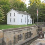 The park also contains one of the only locktenders houses left along the I&M Canal Trail.