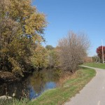 The Duck Creek Path is the longest stretch of greenway in the Quad Cities area.