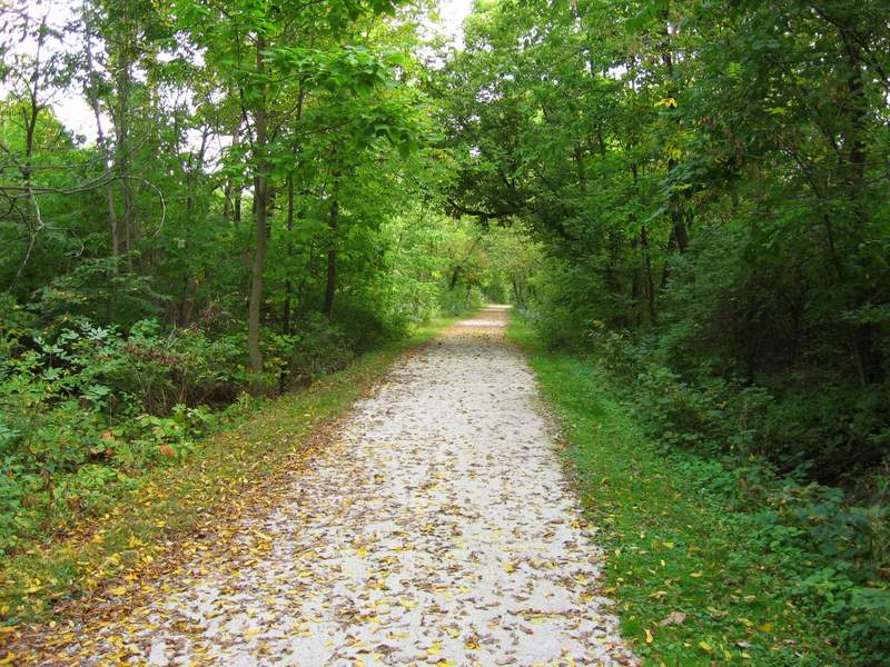 Elgin Spur of the Prairie Path